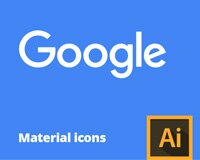 Google Material icons FREE