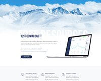 Enyo Free PSD Template