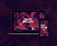 Pixture - Free photoshop PSD website template