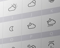 42+ Free Weather Icons (AI, PDF, PSD)