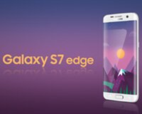 Samsung Galaxy S7 Edge PSD