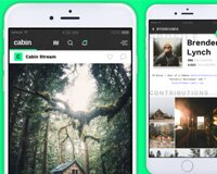 Cabin App Freebie DESIGN KIT